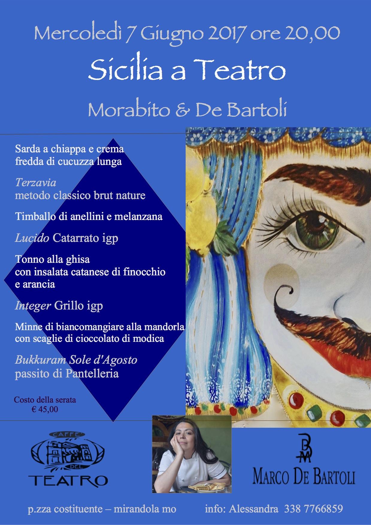 Sicilia a Teatro