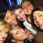 Festa della Donna foto amiche Anto